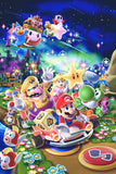 Super Mario Party Video Game Poster