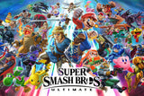 Super Smash Bros. Ultimate Poster
