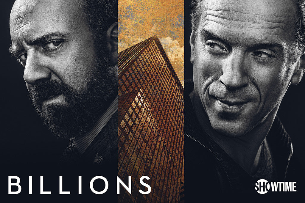 Image result for billions poster