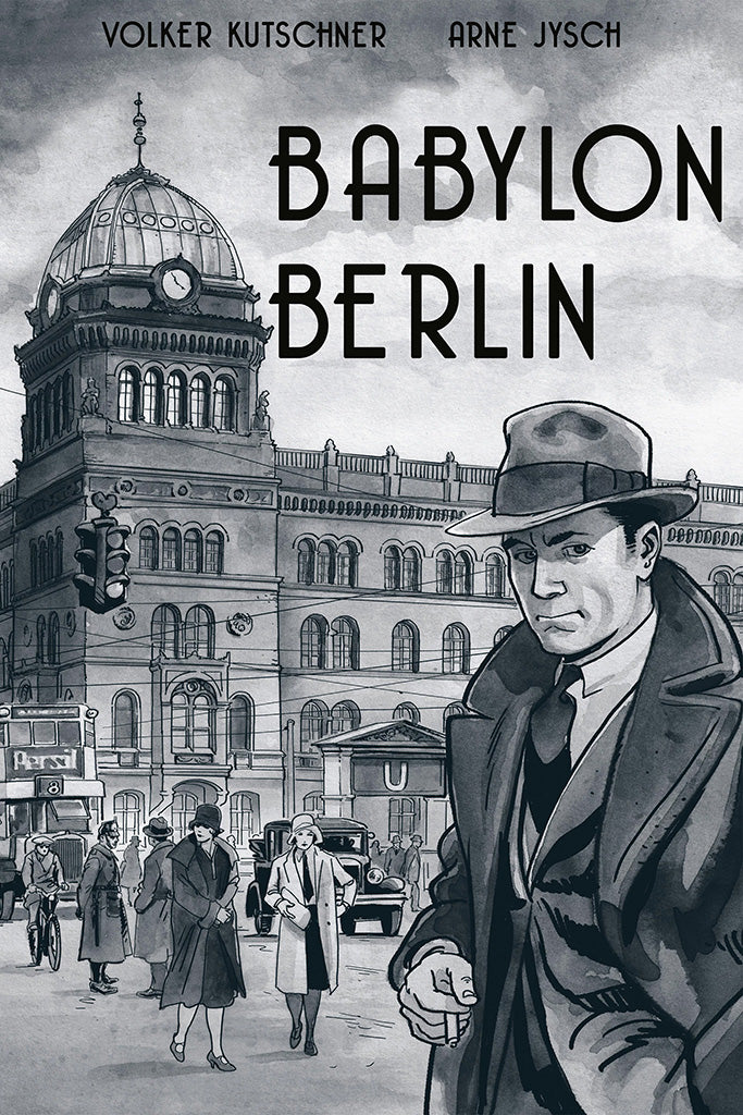 Babylon Berlin TV Shows Movie Poster
