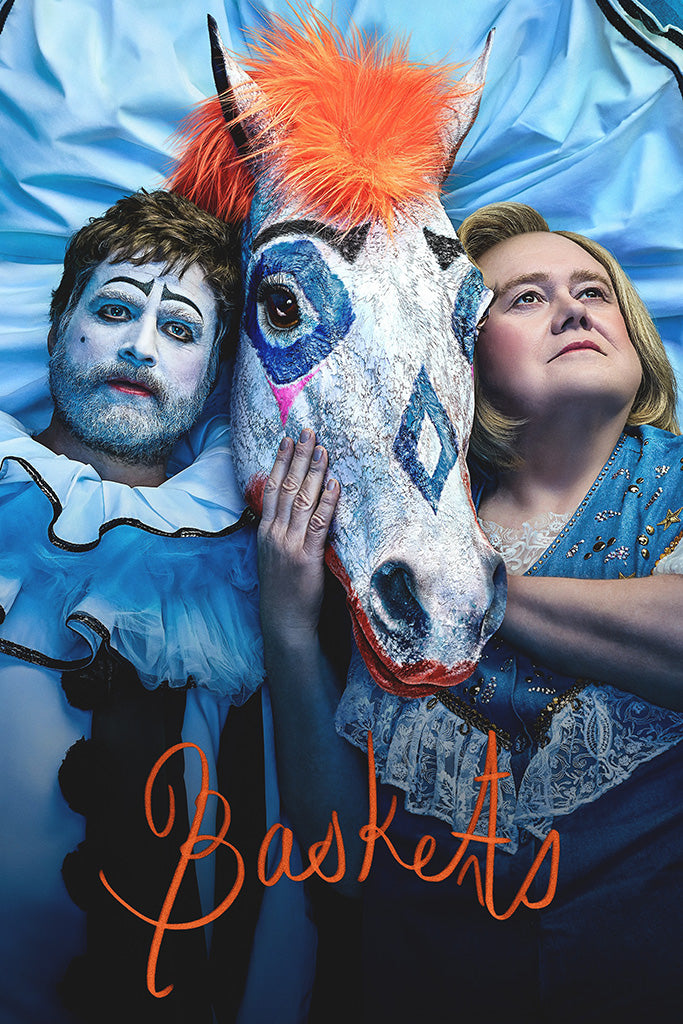 Baskets TV Shows Movie Poster