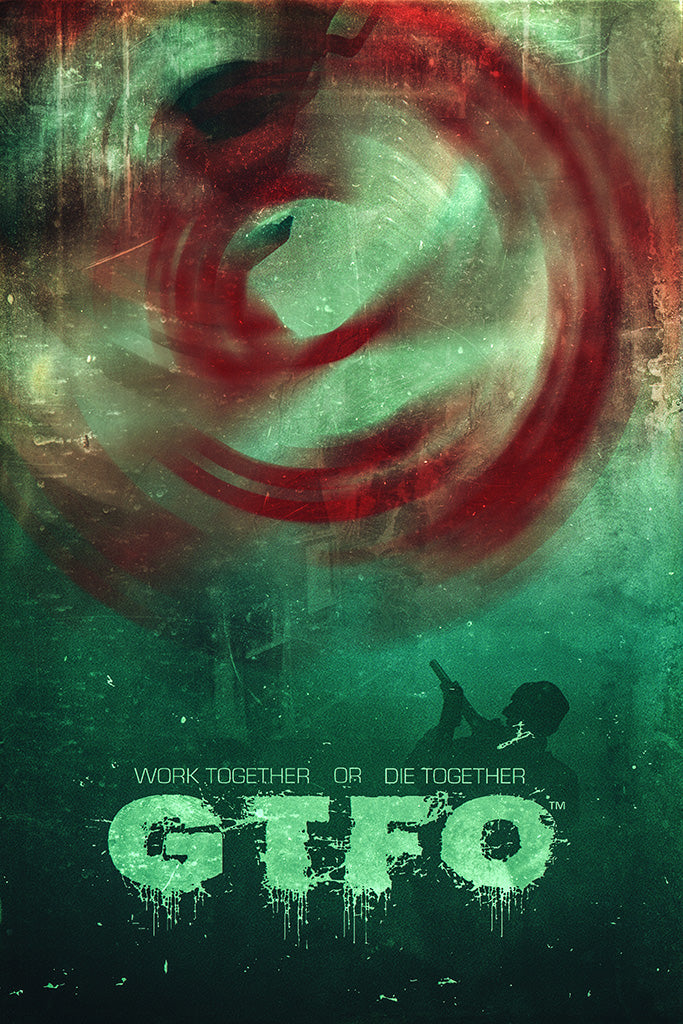 GTFO Game Poster