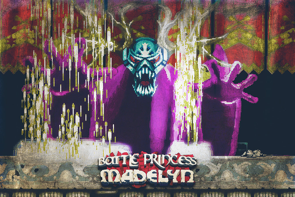 Battle Princess Madelyn Game Poster