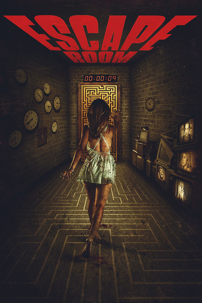 Escape Room Movie Poster