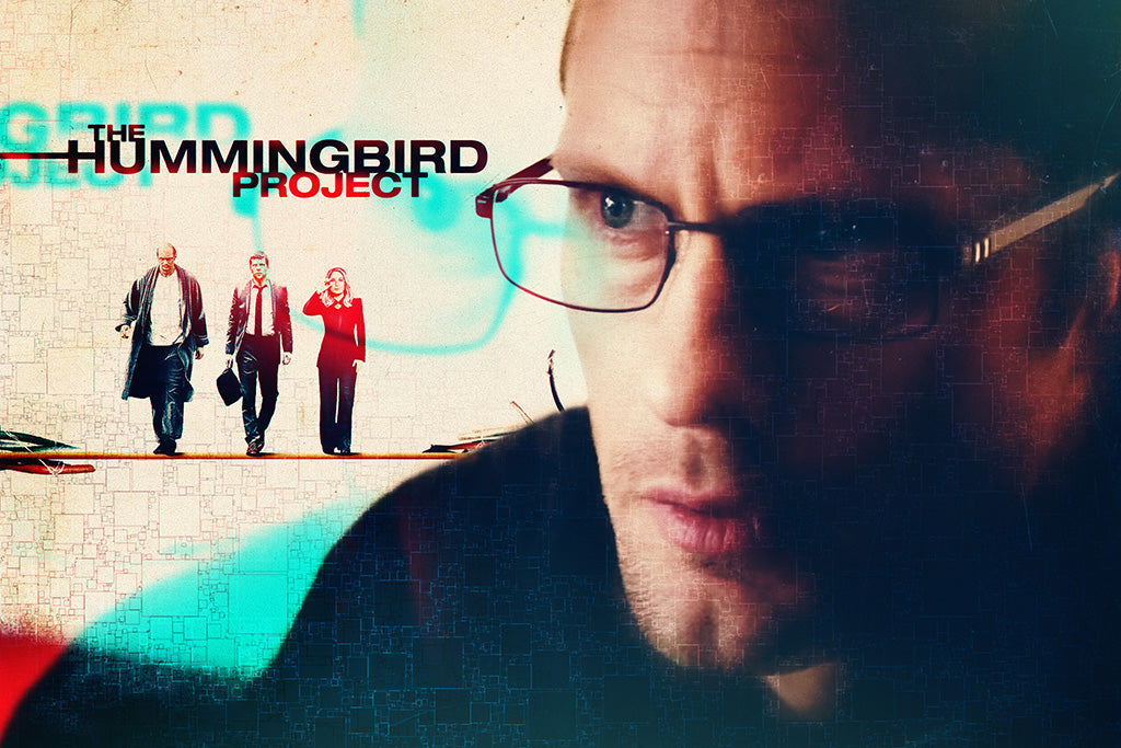 The Hummingbird Project Movie Film Poster