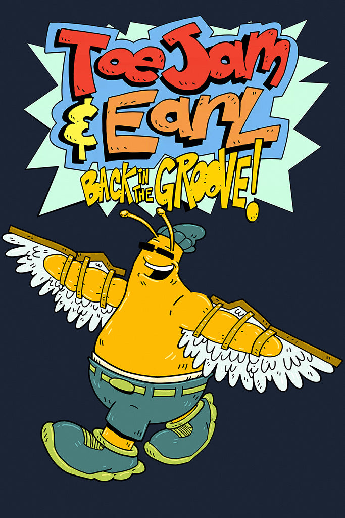 ToeJam & Earl Back in the Groove Game Video Poster