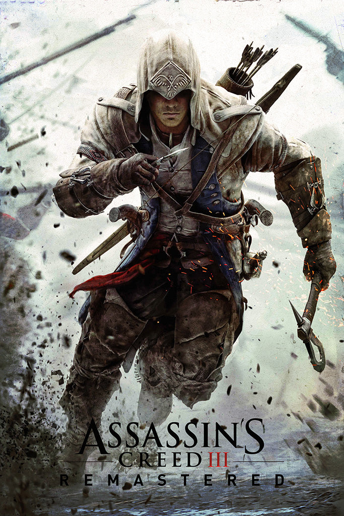 Assassin's Creed III Remastered Poster