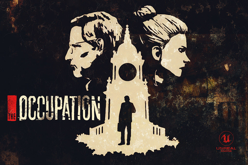 The Occupation Game Poster