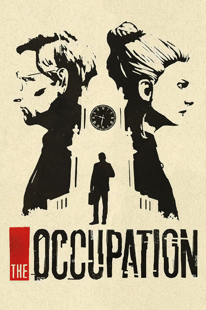 The Occupation Video Game Poster
