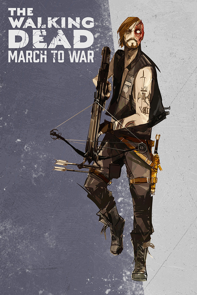 The Walking Dead Game Poster