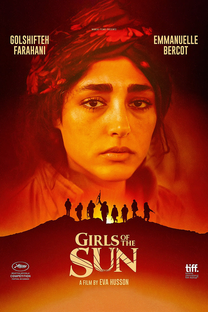 Girls of the Sun Movie Poster