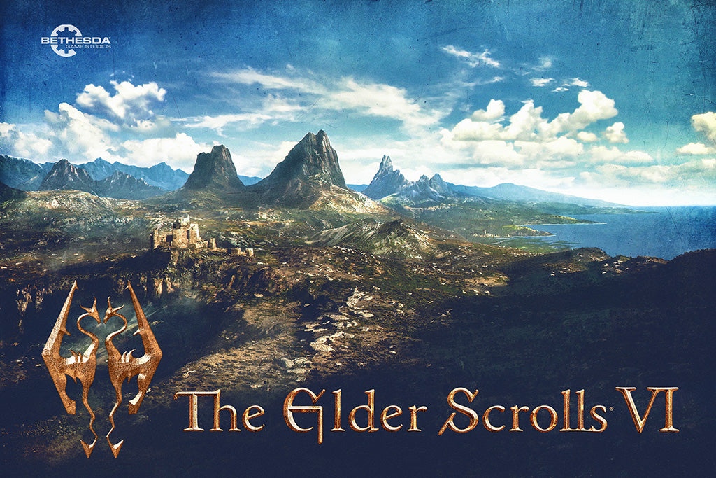 The Elder Scrolls 6 Game Poster
