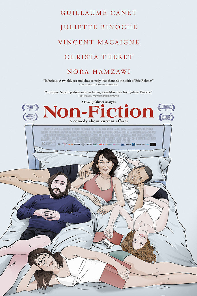 Non-Fiction Poster