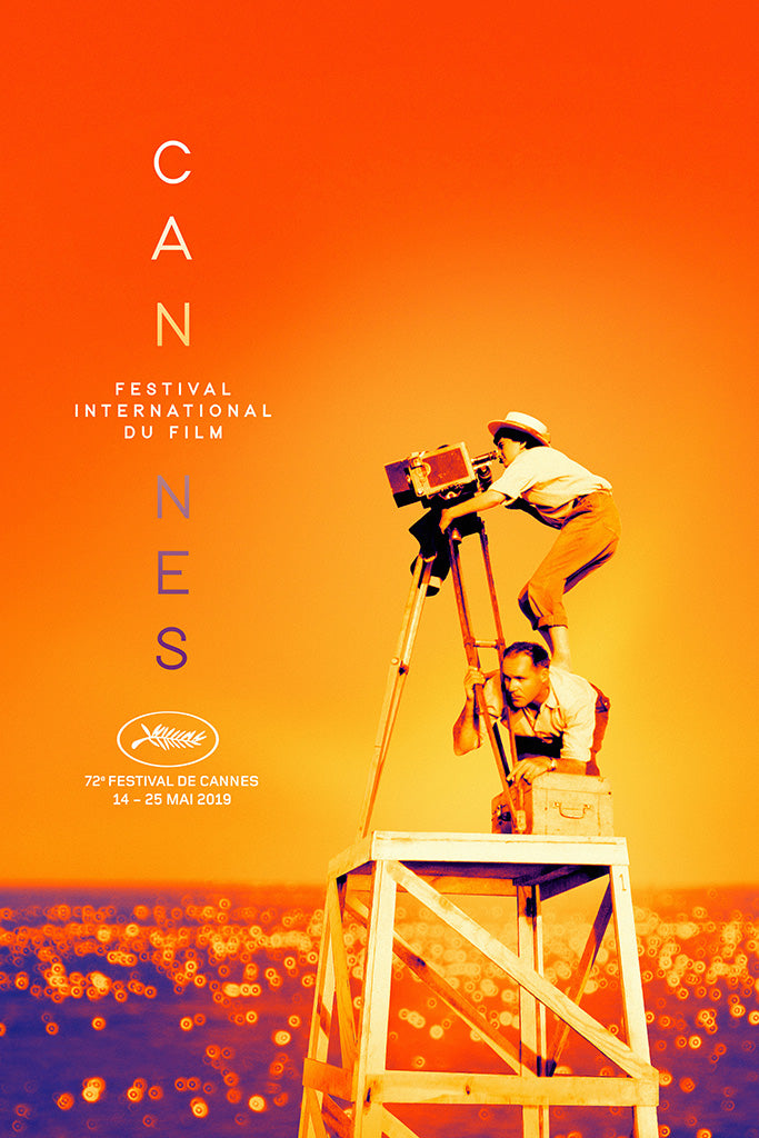 Cannes Film Festival Movie Poster