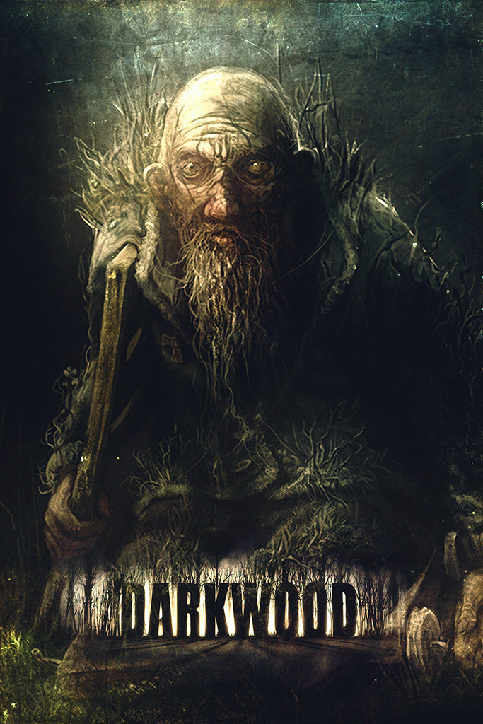 Darkwood Game Poster