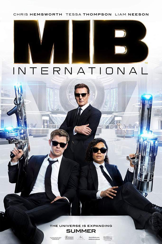 Men in Black International Movie Poster