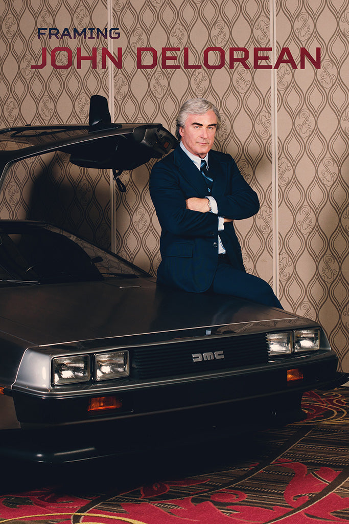 Framing John DeLorean 2019 Film Poster