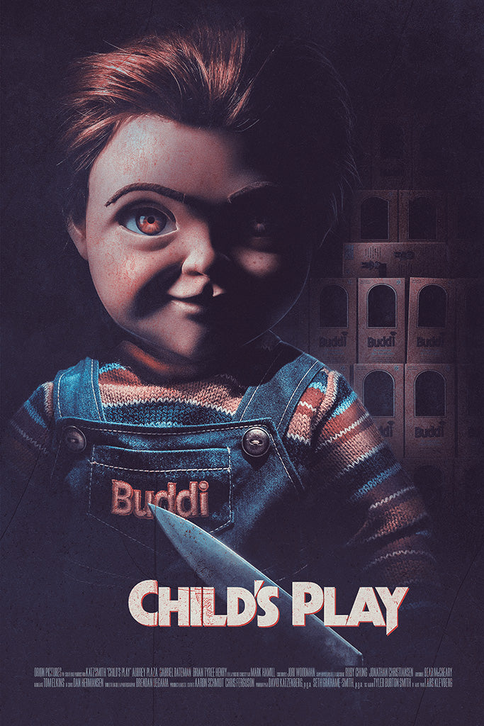 Child's Play 2019 Film Poster