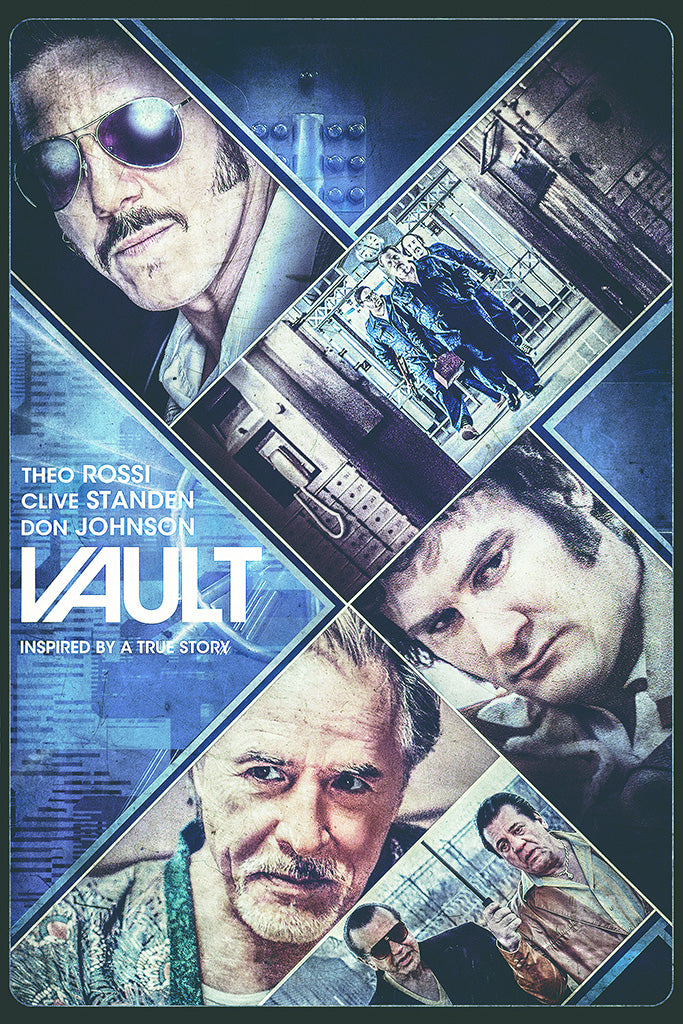 Vault Movie Poster – My Hot Posters