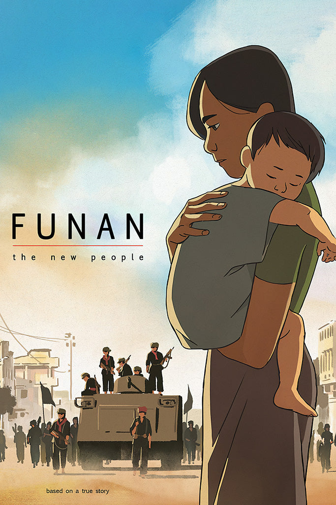 Funan Movie Poster
