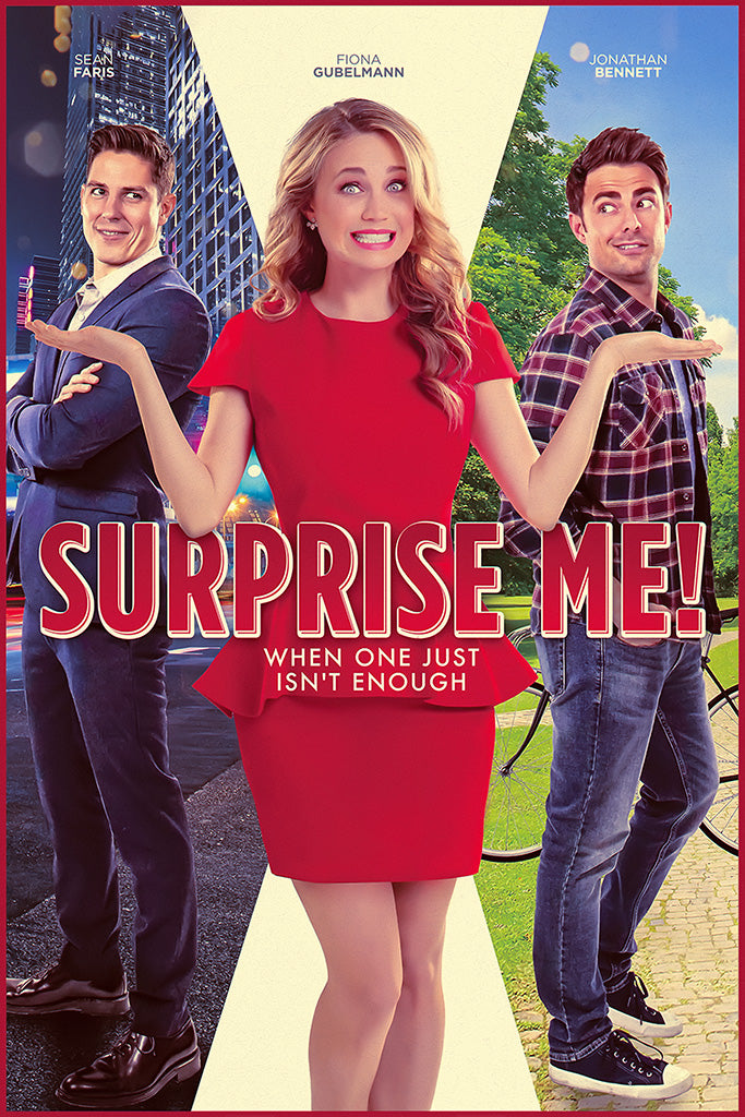 Surprise Me! Movie Poster