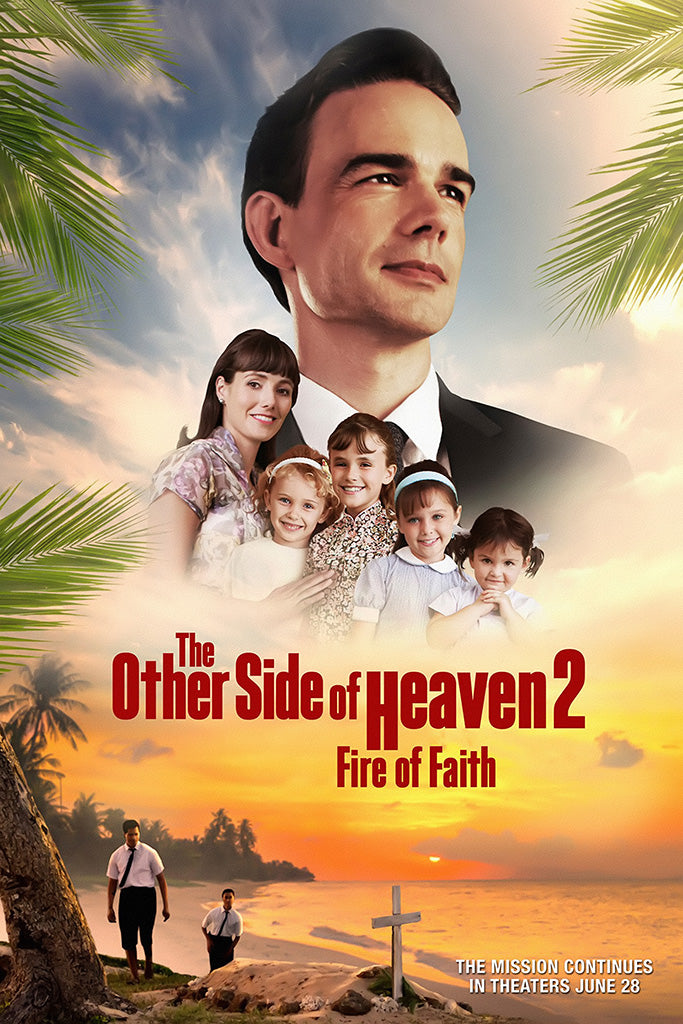 The Other Side of Heaven 2 Fire of Faith 2019 Film Poster