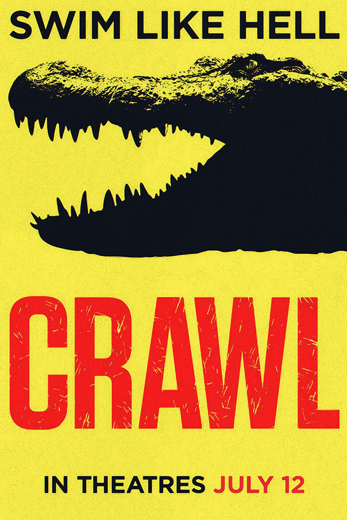Crawl 2019 Film Poster
