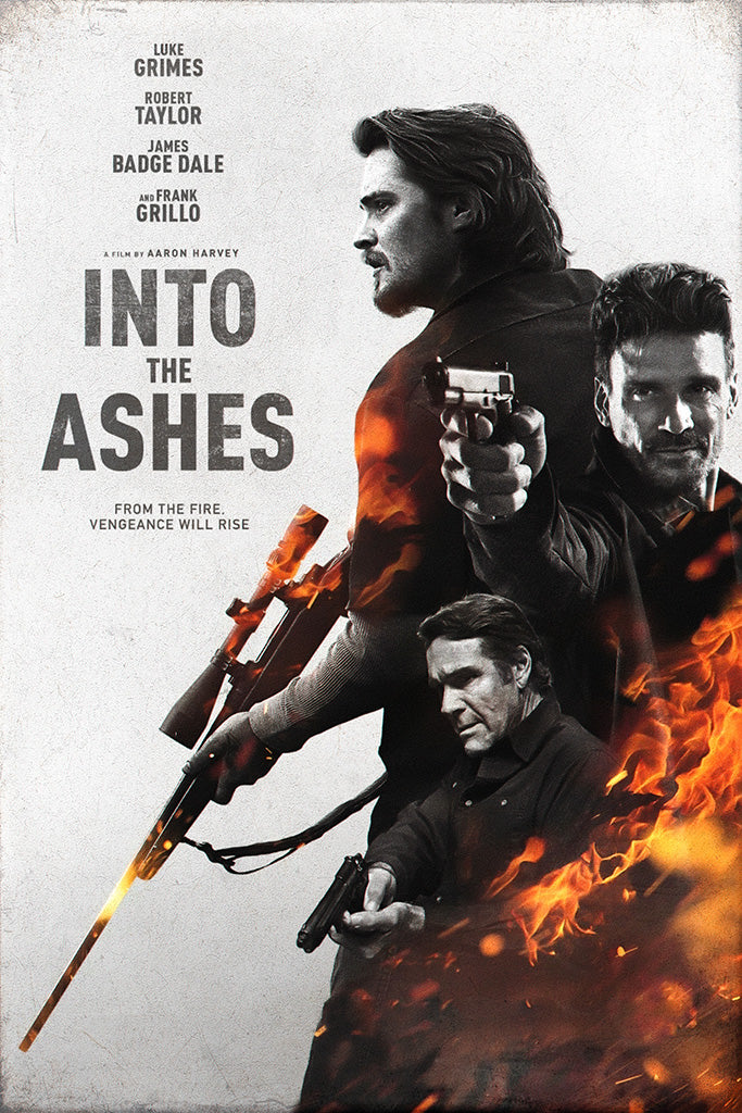 Into the Ashes Poster