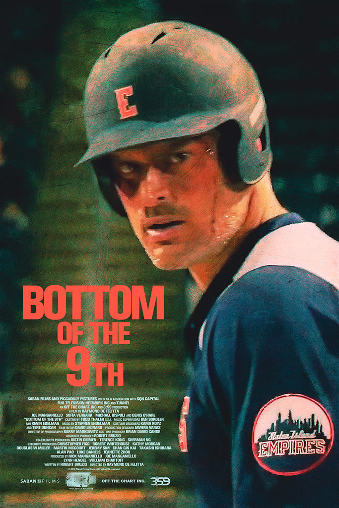 Bottom of the 9th 2019 Film Poster