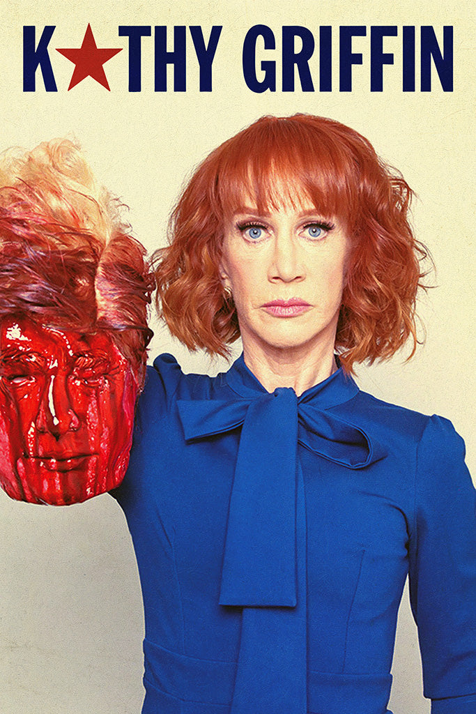 Kathy Griffin A Hell of a Story Movie Poster
