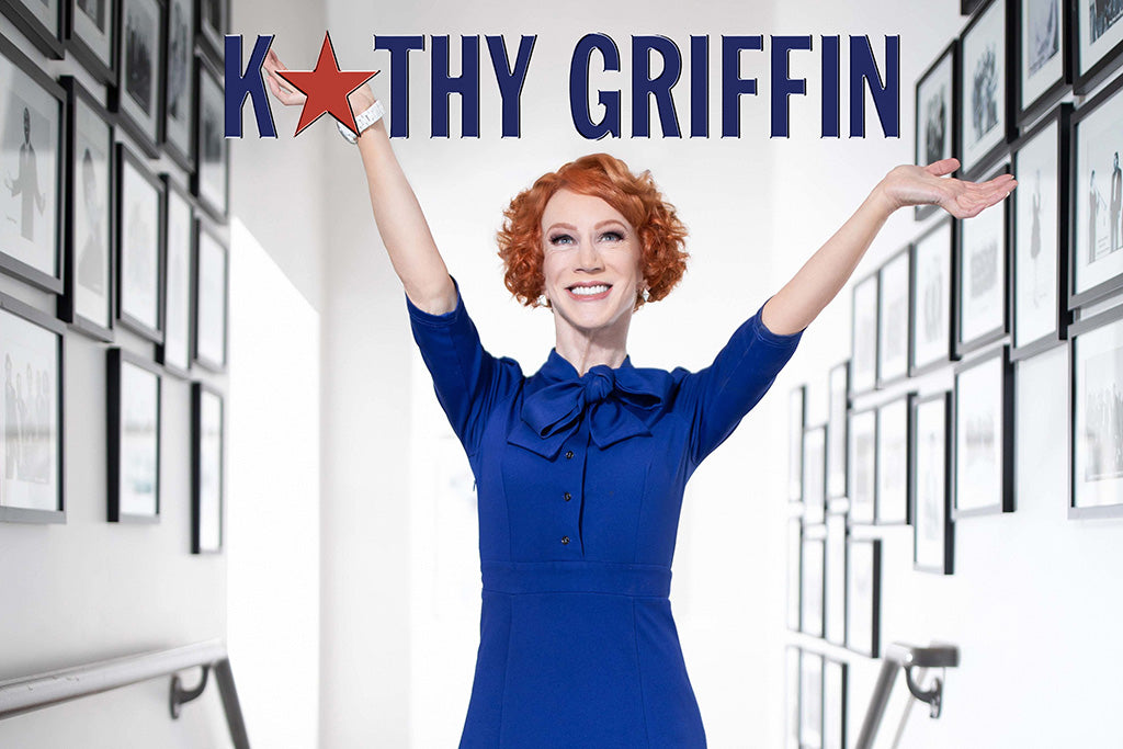 Kathy Griffin A Hell of a Story 2019 Film Poster