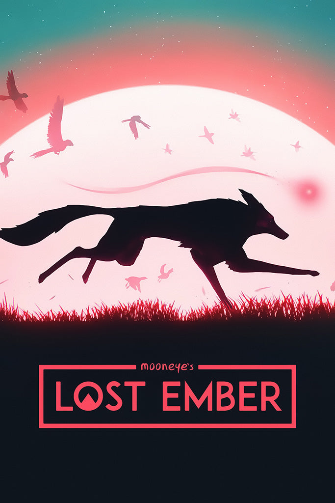 Lost Ember Video Game Poster