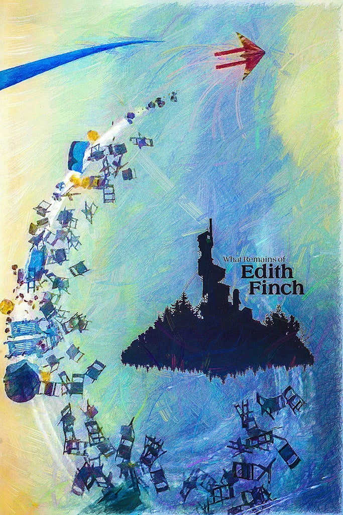 What Remains of Edith Finch 2019 Poster