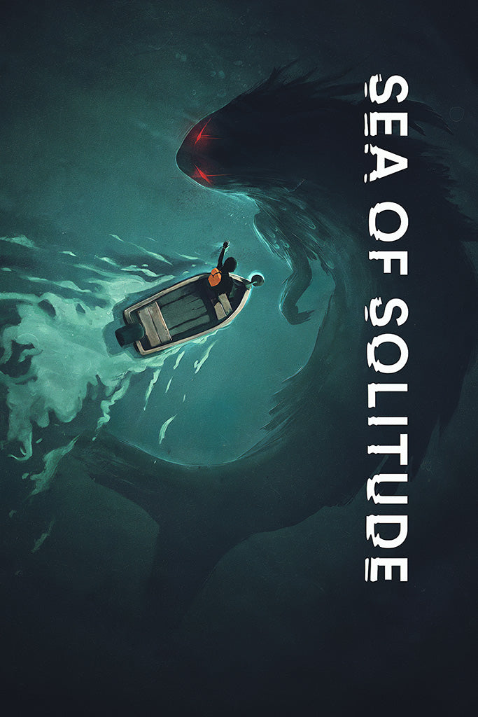 Sea of Solitude Video Game Poster