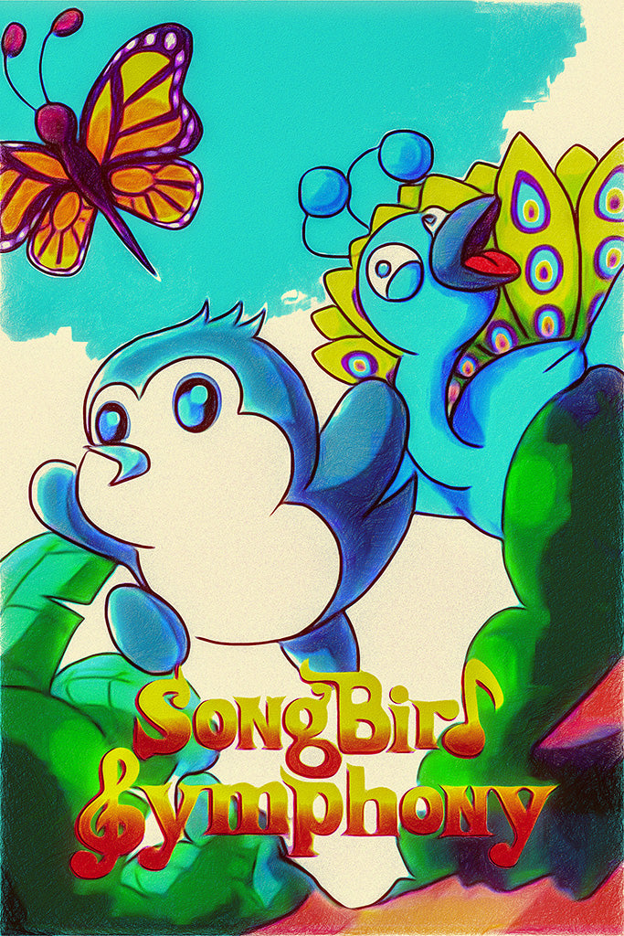 Songbird Symphony Game Poster