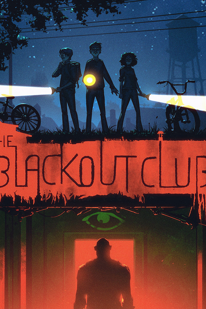 The Blackout Club Poster