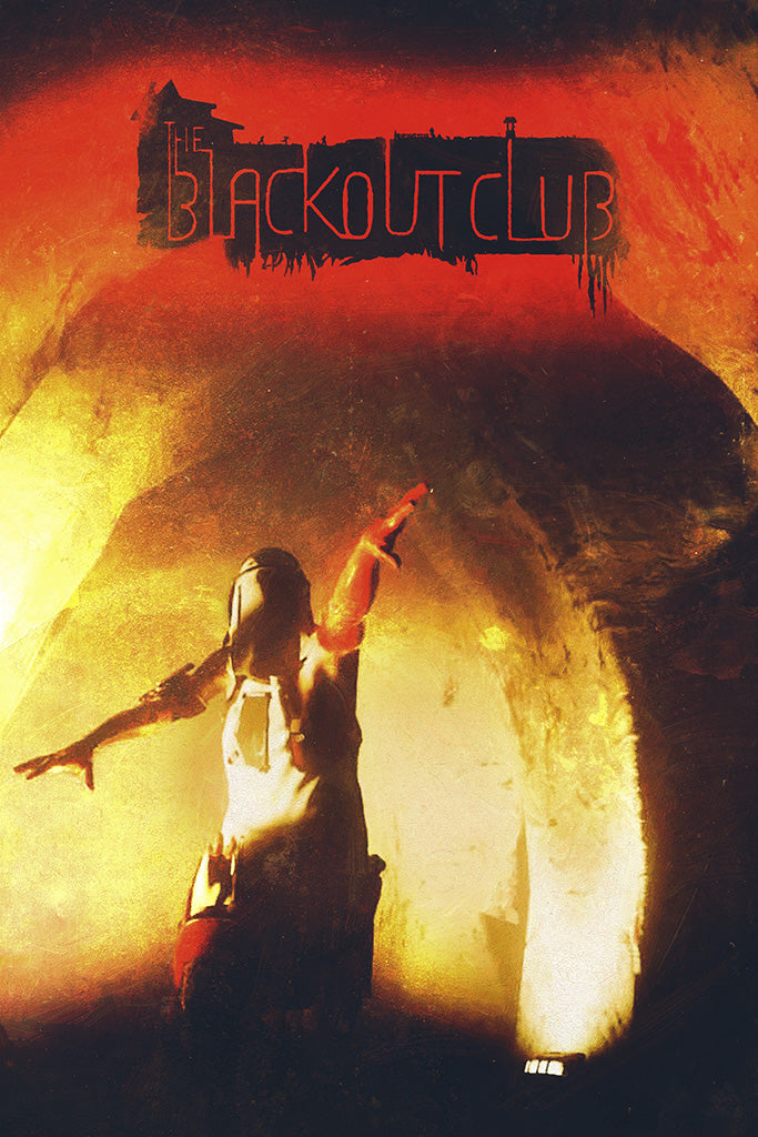 The Blackout Club Game Poster