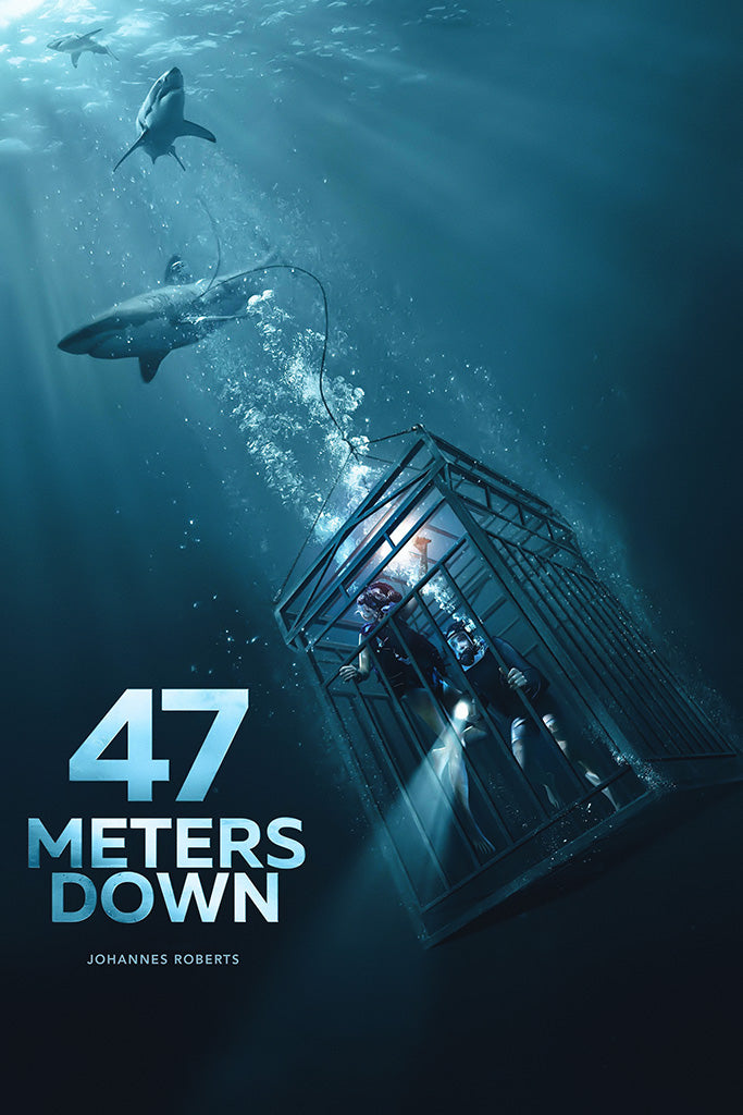 47 Meters Down Uncaged Movie Poster
