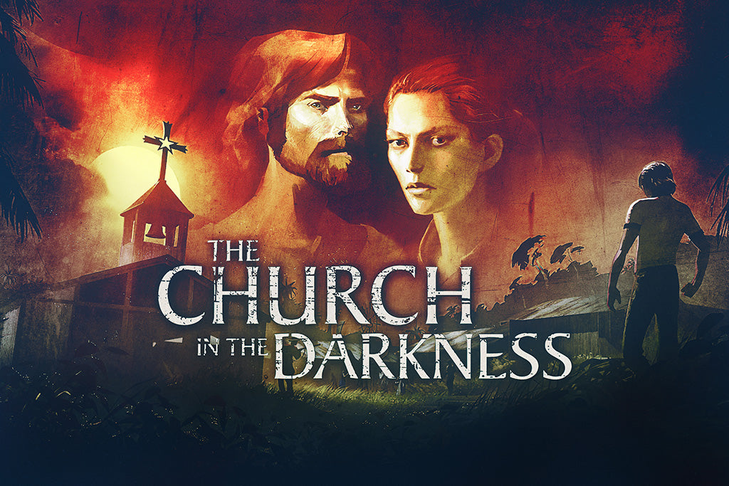 The Church in the Darkness Poster