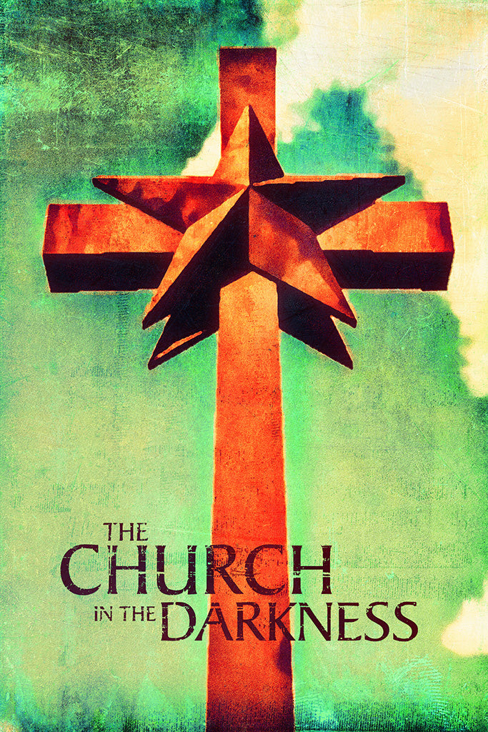 The Church in the Darkness Game Poster