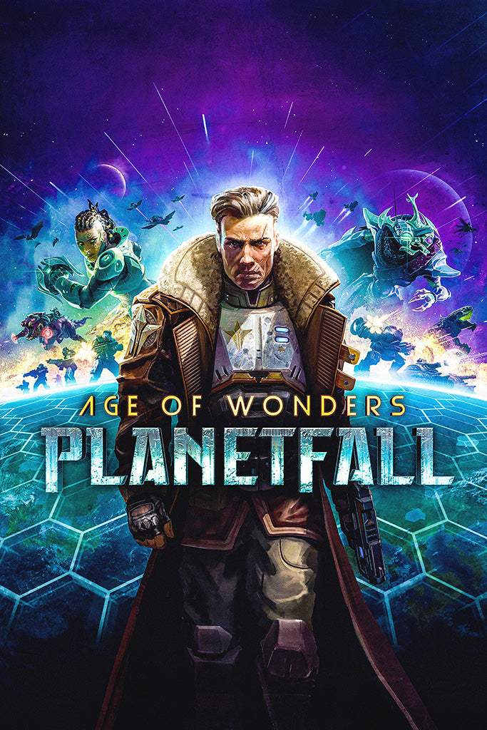 Age of Wonders Planetfall Poster