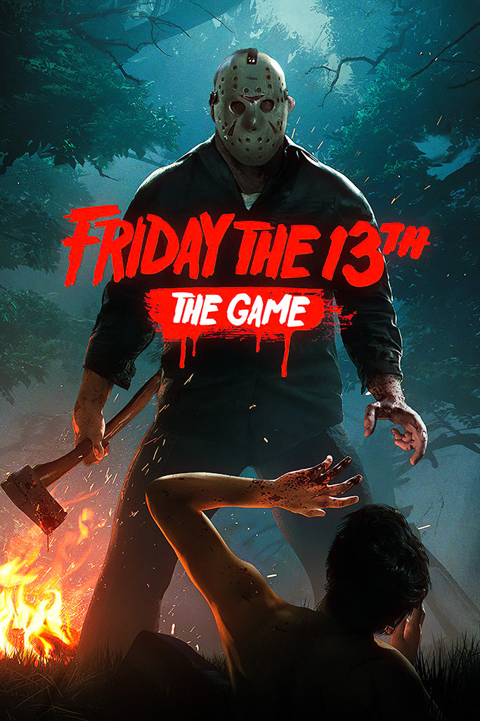 Friday the 13th The Game 2019 Poster