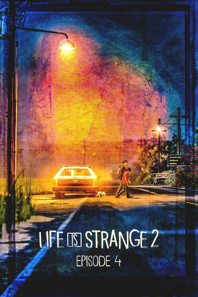 Life is Strange 2 Episode 4 Poster
