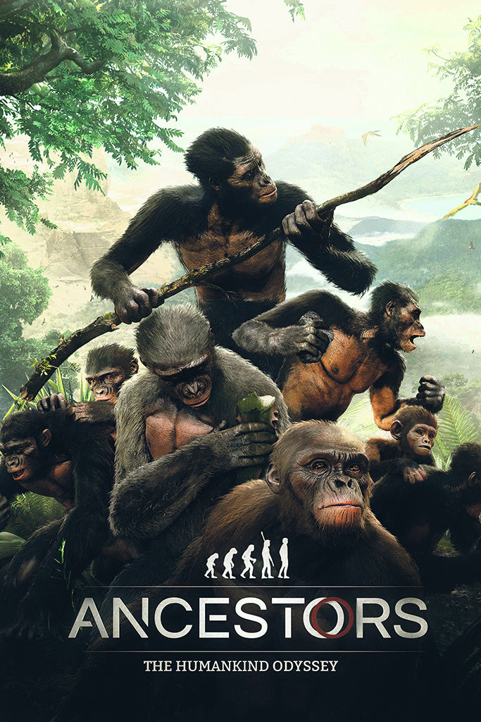 Ancestors The Humankind Odyssey Game Poster