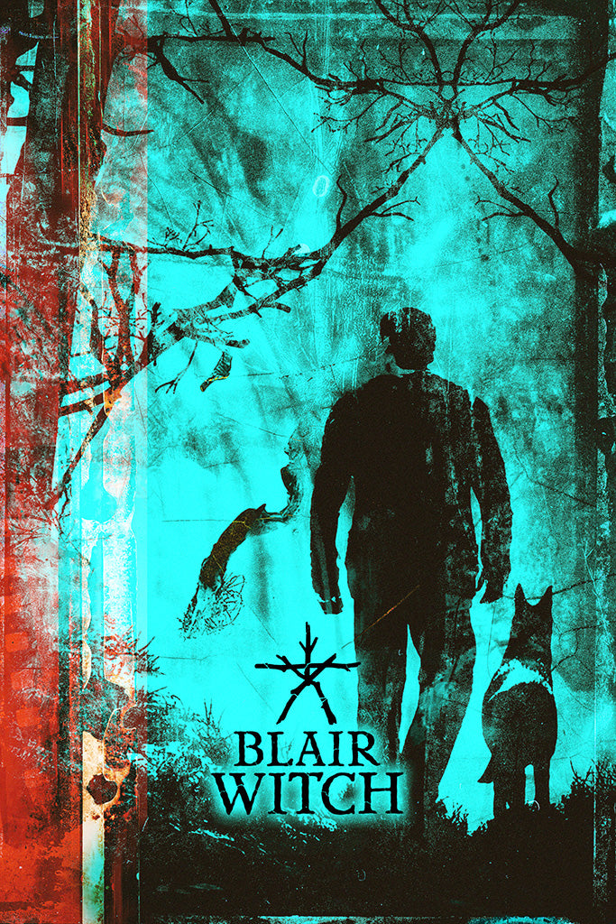 Blair Witch Game Poster