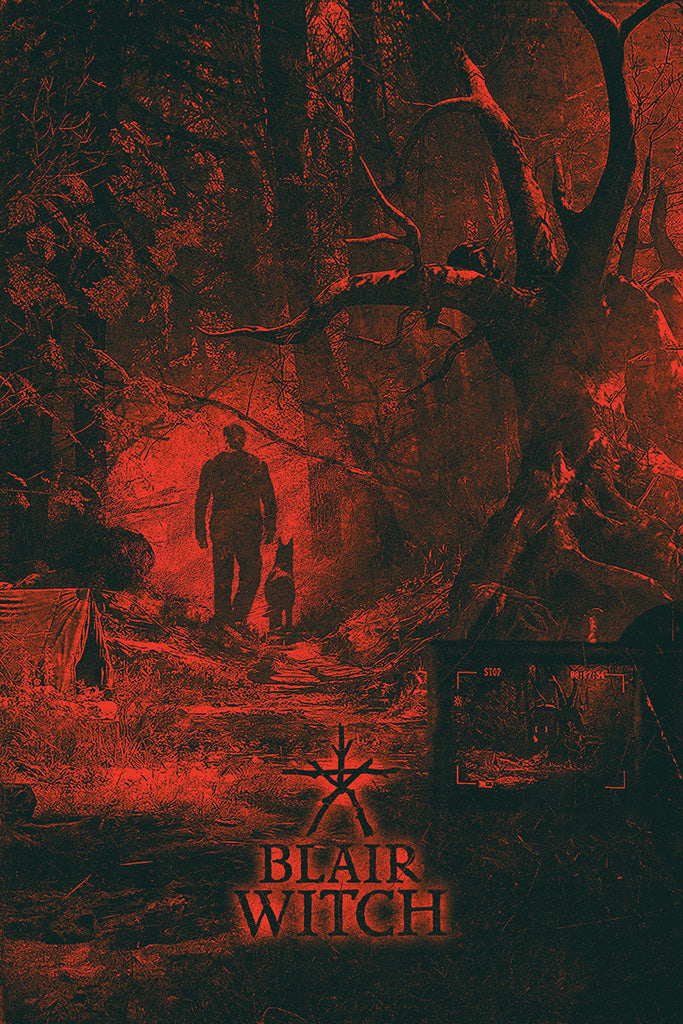 Blair Witch Video Game Poster