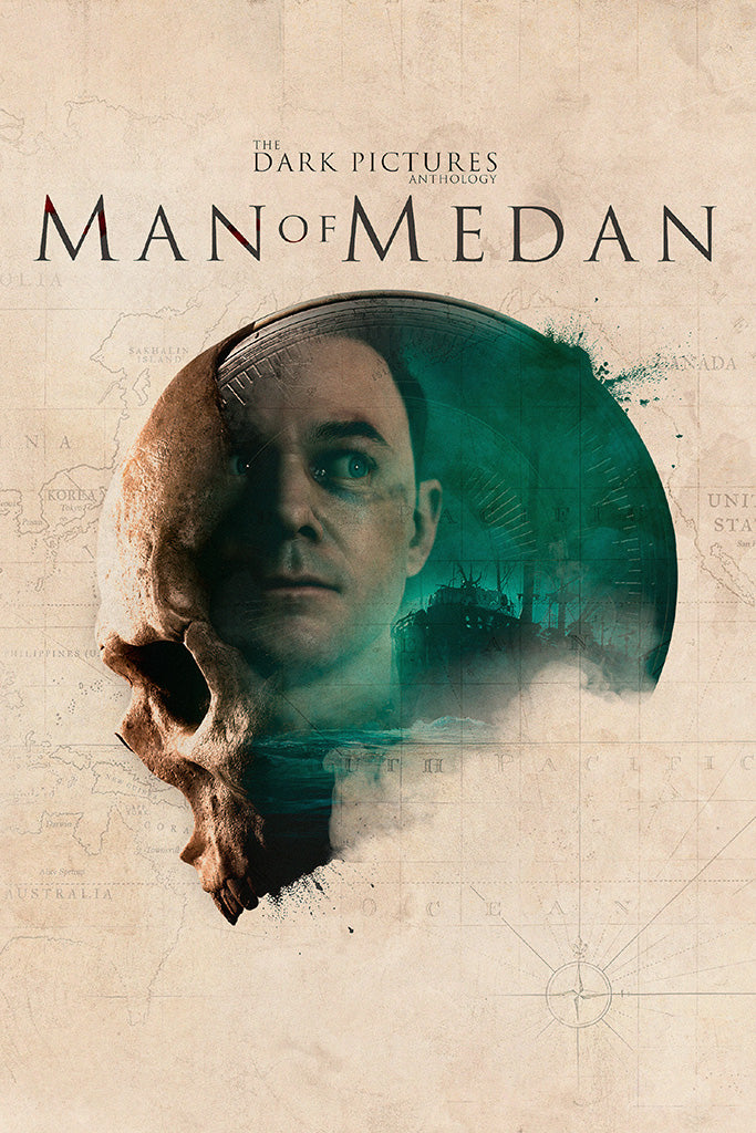The Dark Pictures Man of Medan Poster