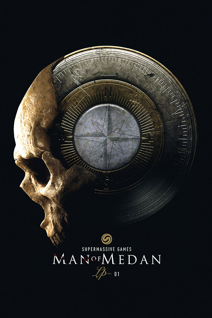 The Dark Pictures Man of Medan Game Poster