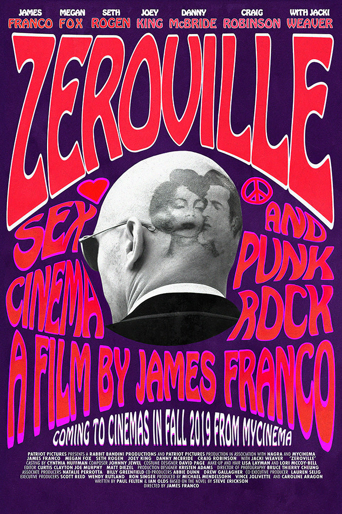 Zeroville Movie Poster