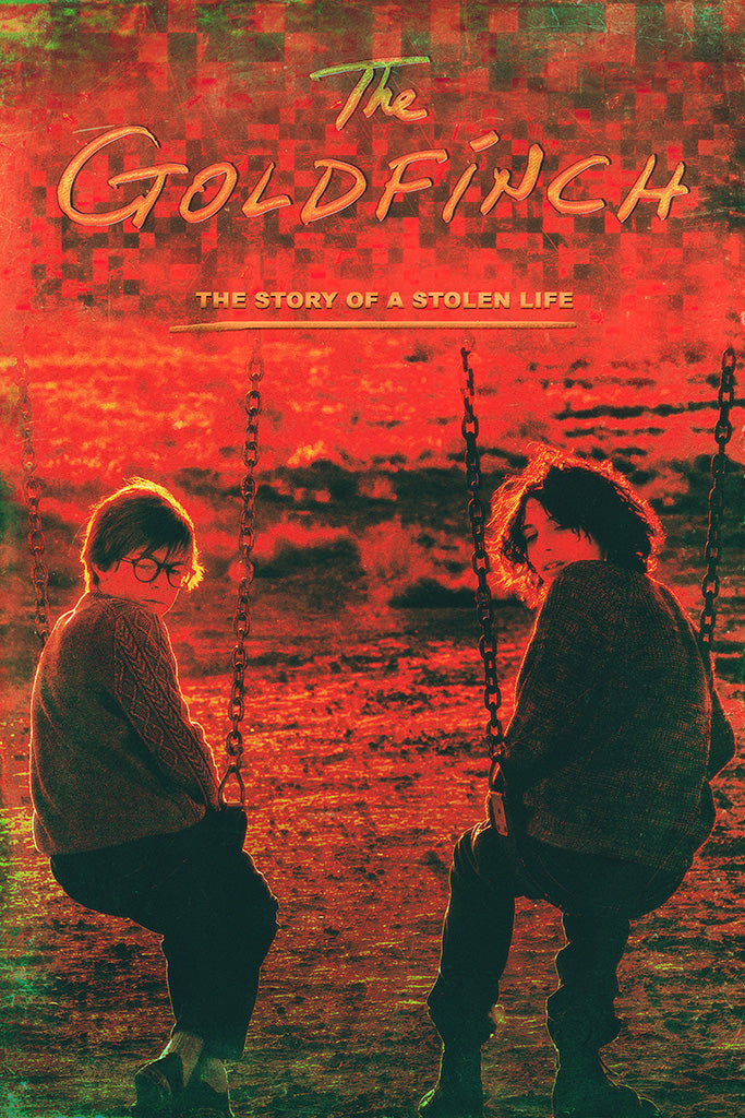 The Goldfinch Film Poster